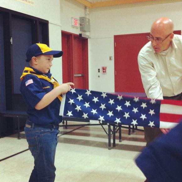 Achievement 2, Your flag