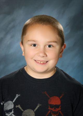3rd Grade School Picture