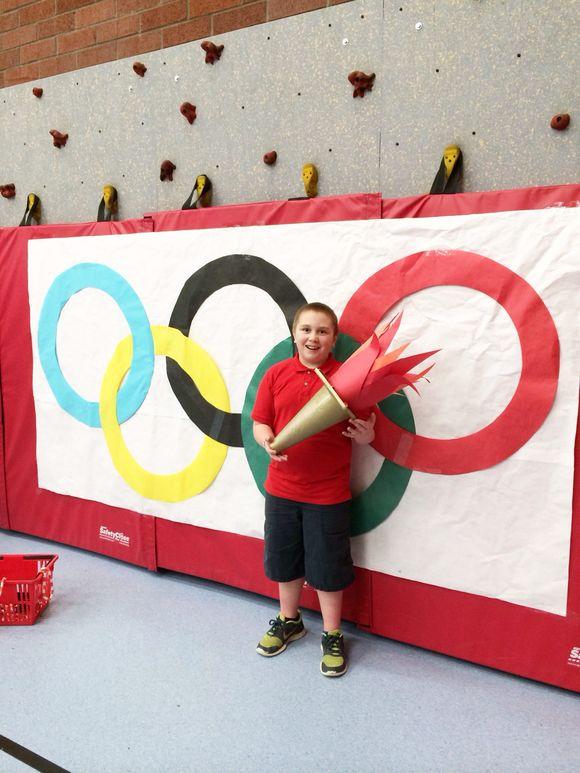 Olympics at school